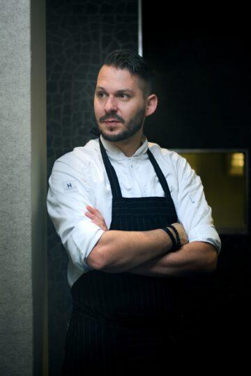 Florent chef Robert Mcadoo